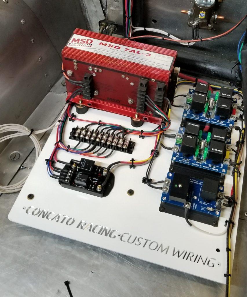 Wiring - ConcatoRacingConcato Racing